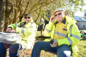 CREST Volunteers at the Rafferty's Coastal Run